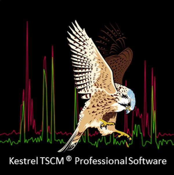 Kestrel TSCM Pro Software USA Sales