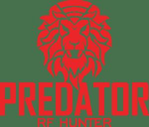 Predator RF Hunter Logo Red