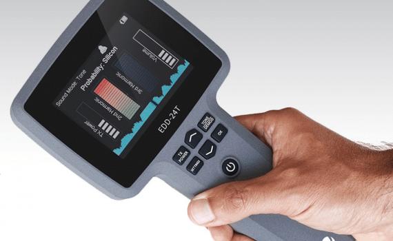 EDD-24T handheld non linear junction detector nljd