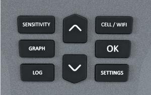 CAM-GX5 Cellular Activity Monitor Keypad