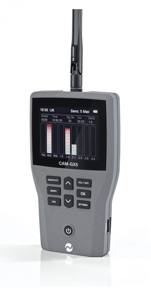 Cellular Activity Monitor JJN CAM GX5