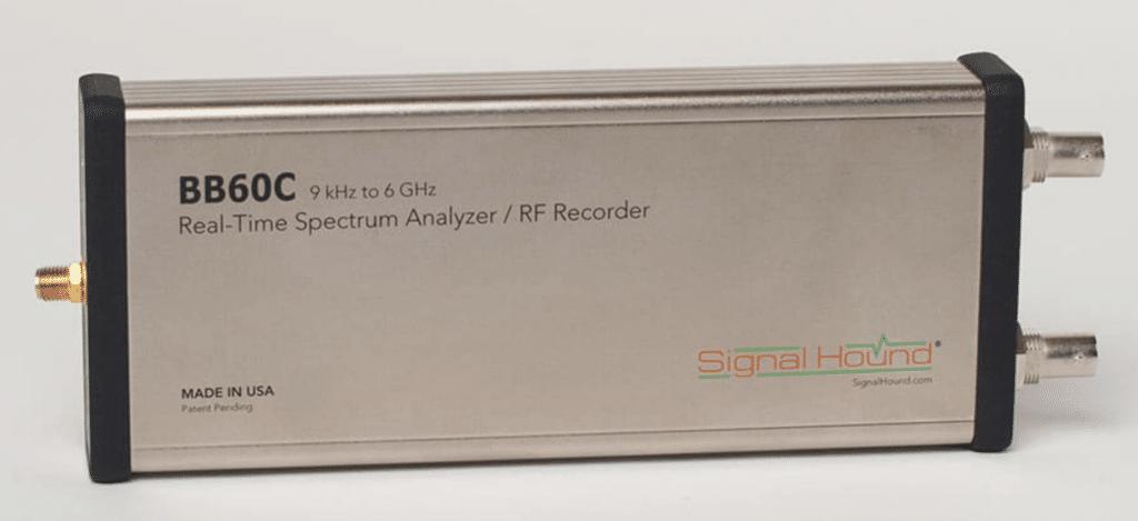 Signal Hound BB60C 6 GHz Spectrum Analyzer