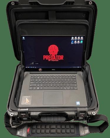 Predator RF Hunter 6 GHz in Hard Case