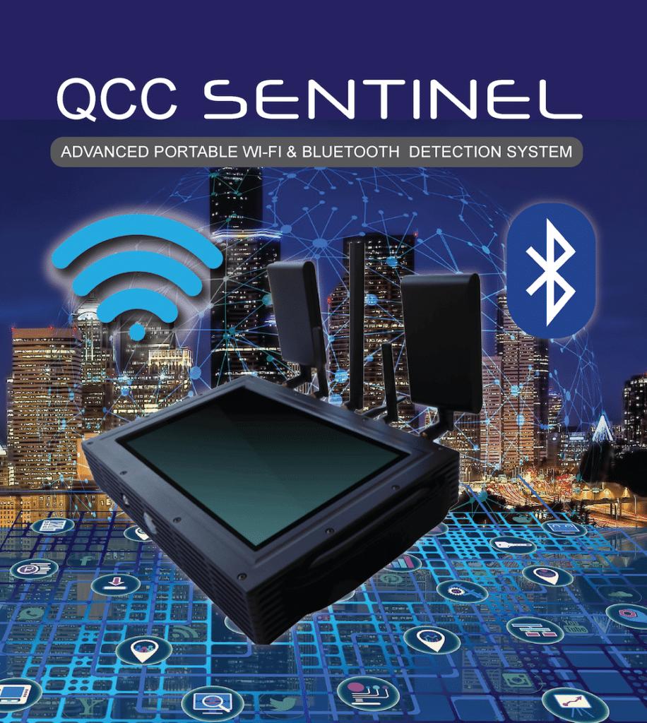 QCC Sentinel Wi-fi & Bluetooth Detection