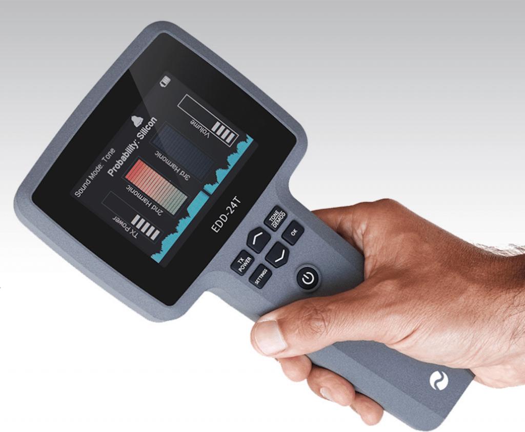 The Operator TSCM Sweep Kit: TSCM Equipment Handheld NLJD EDD-24T