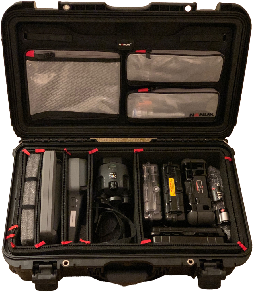 The Operator Kit TSCM Equipment